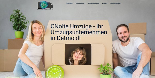 Umzugsunternehmen CNolte Umzüge Bielefeld Paderborn Detmold